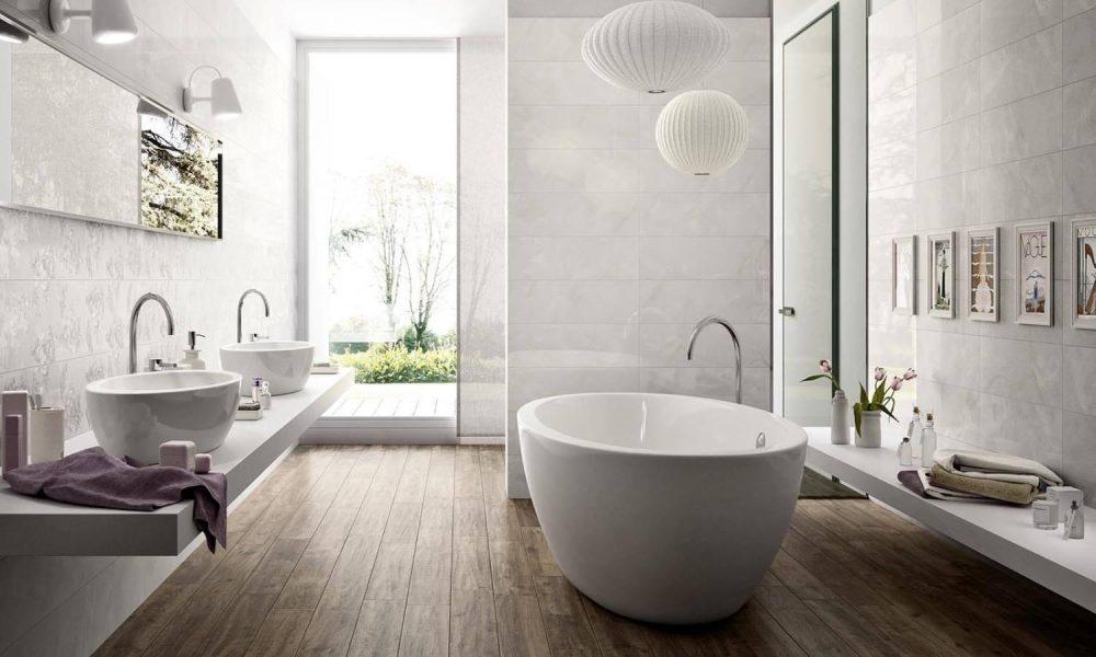 Keramisch parket in je badkamer | De tegelvakman